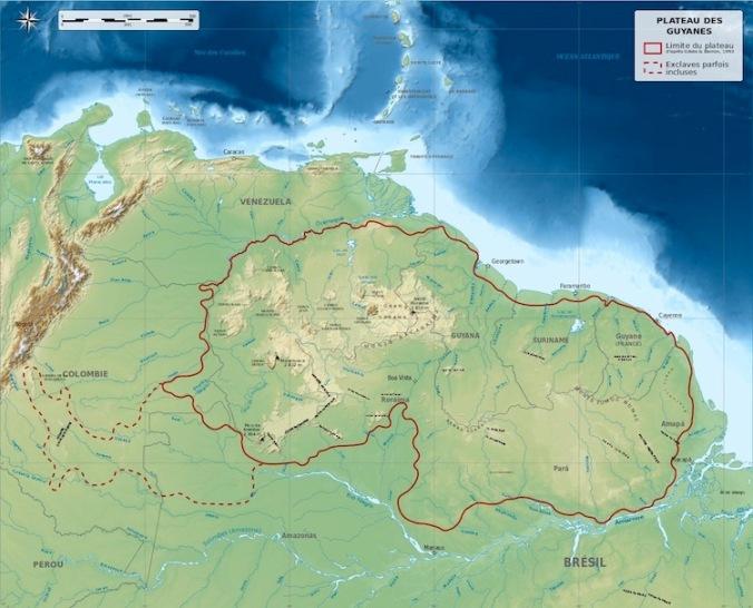 Plateau des Guyanes