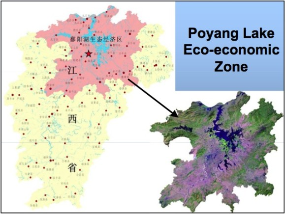 Poyang-Lake-eco-economic-zone-Map
